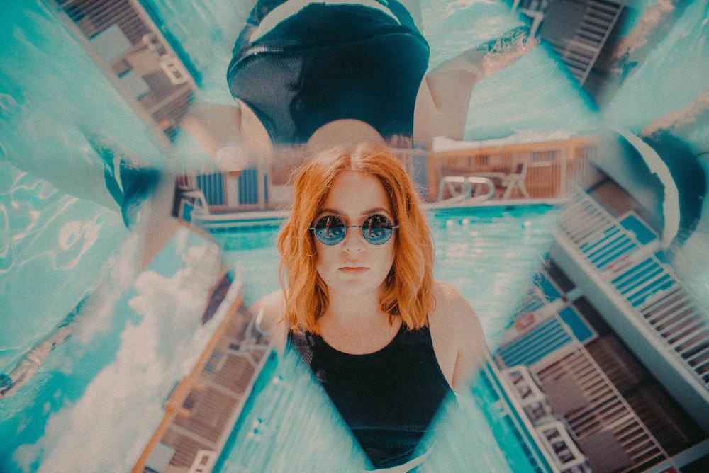 DIY Kaleidoscope Photos under $10 | Jordan Hefler