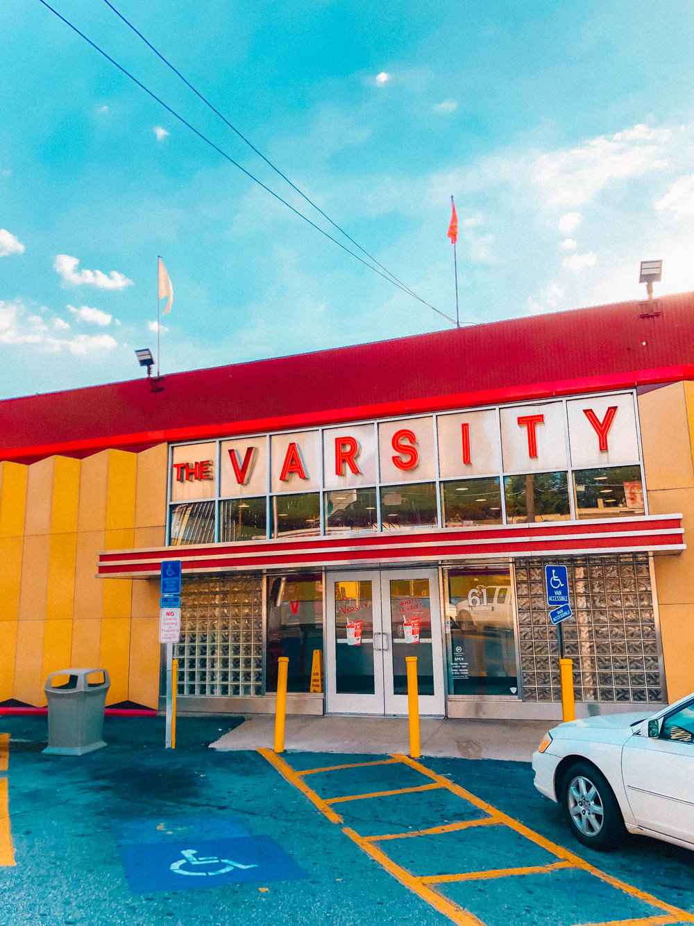 The Varsity | Things to Do in Atlanta | Jordan Hefler