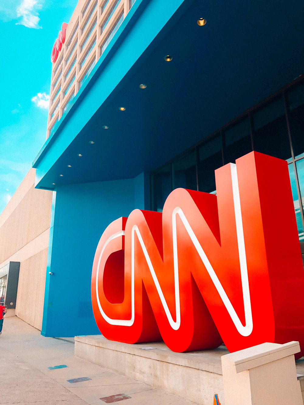 CNN Studios | Things to See in Atlanta | Jordan Hefler