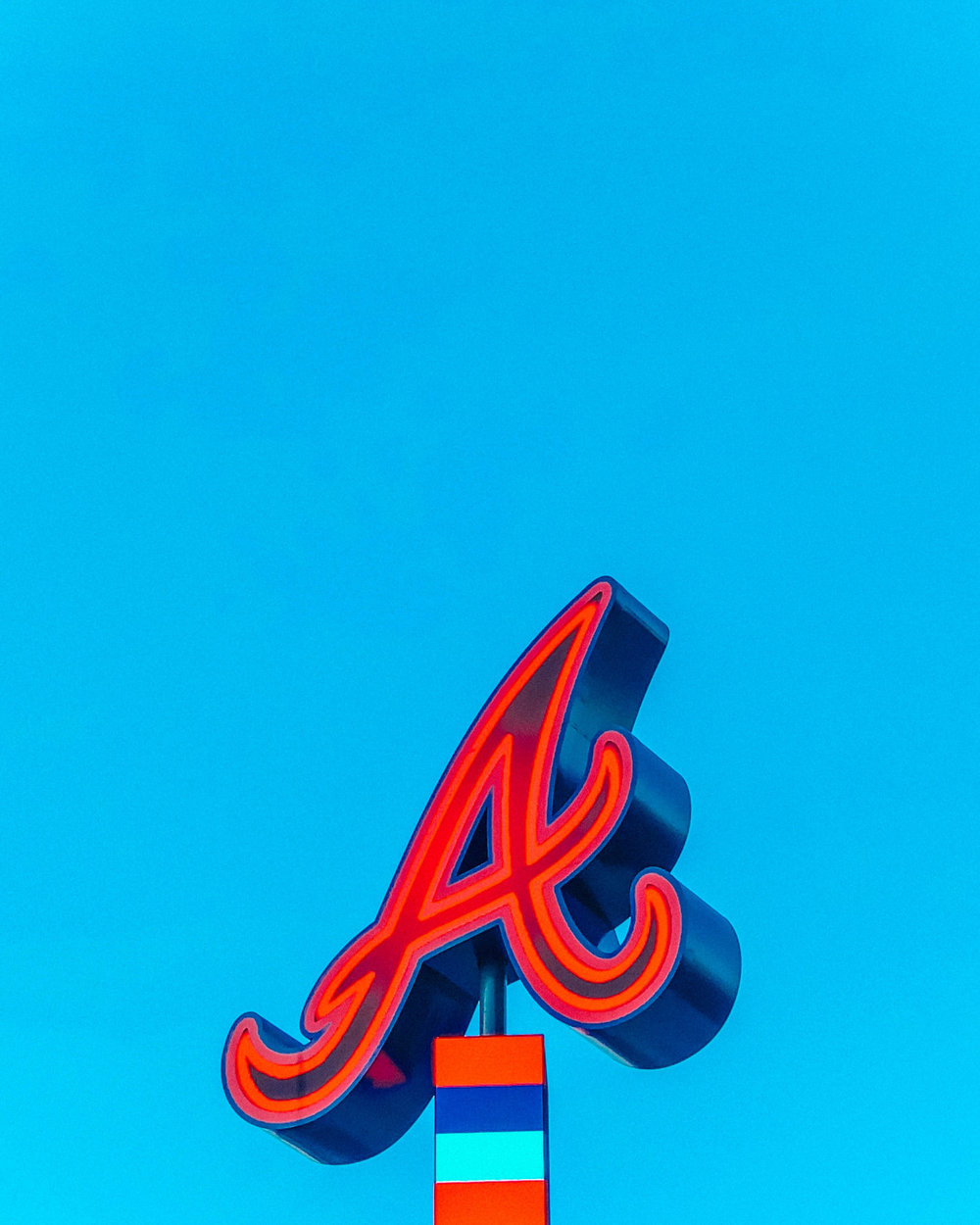 The Battery Atlanta at SunTrust Park | Braves Baseball Game | Things to Do in Atlanta | Jordan Hefler