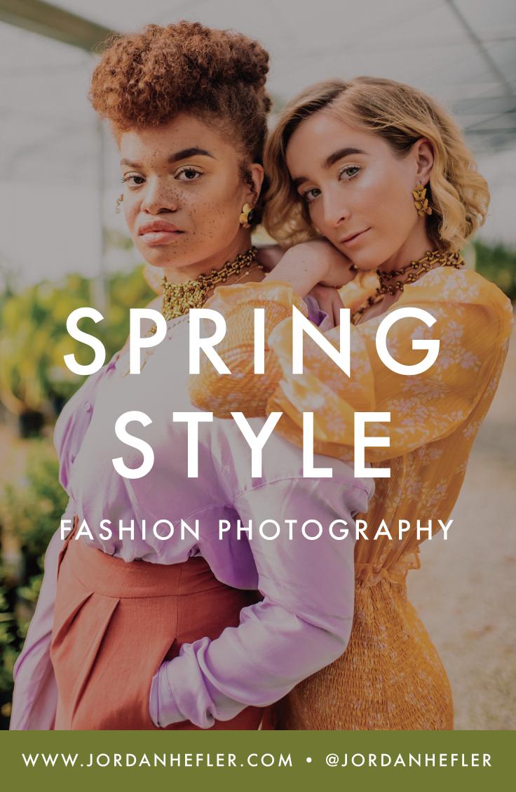 Spring Style | Fashion Photography | Jordan Hefler