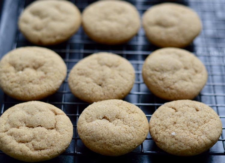 sweet potato sugar cookies