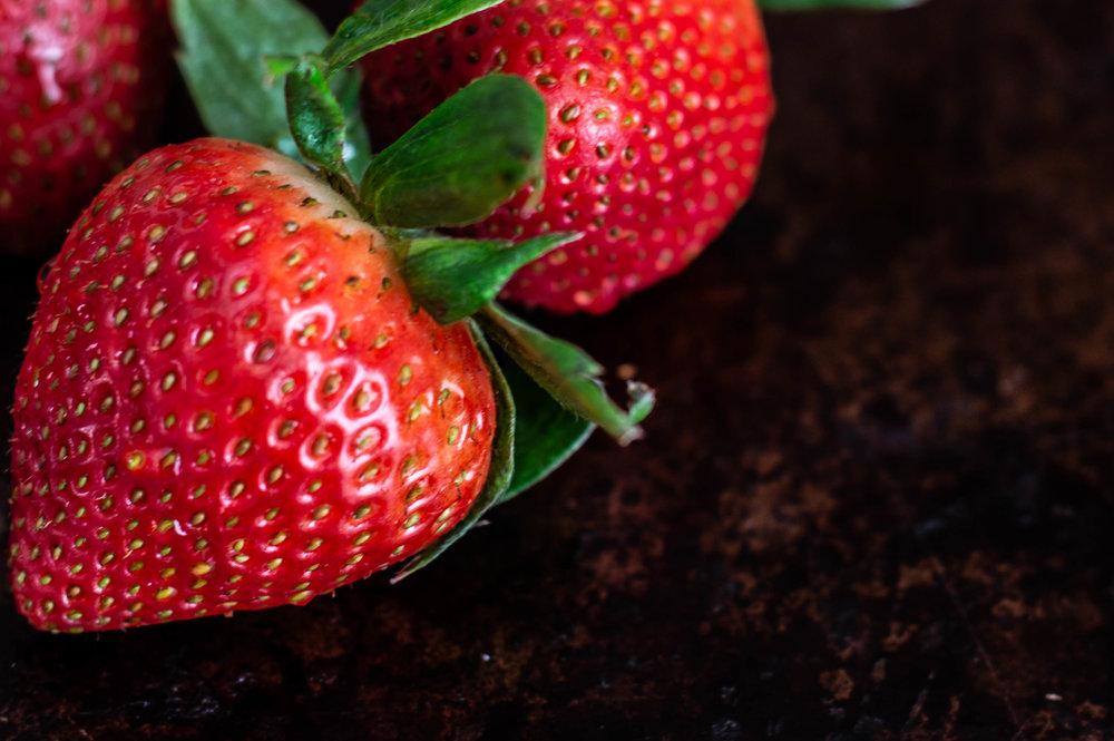 Strawberry Scones - Everyday Erica