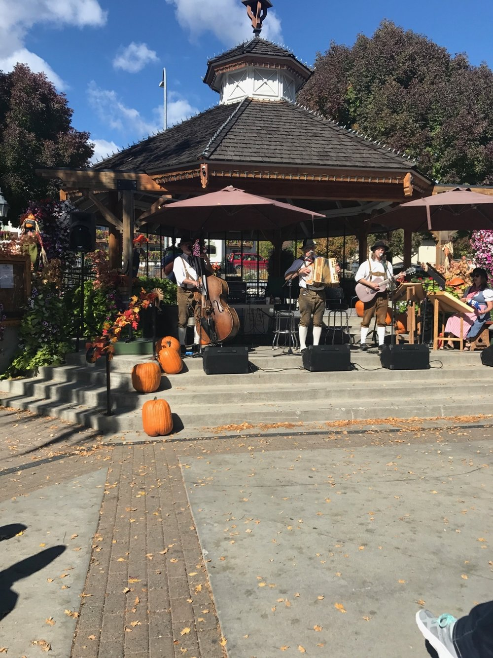 music at Leavenworth