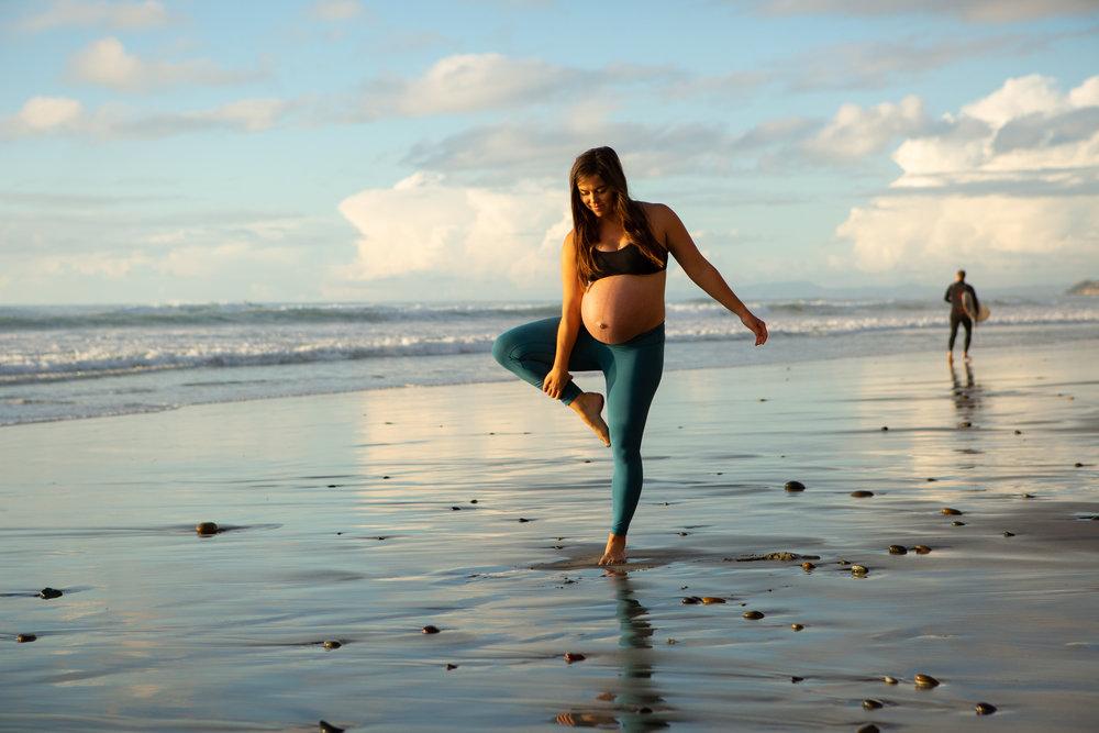 prenatal-yoga-beach