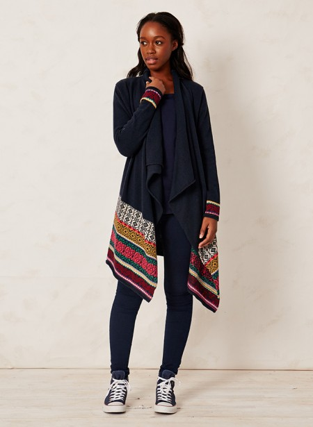 SKYE PENDA FAIRISLE THROW   | $113