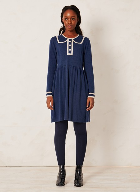 TULIPWOOD COLLAR DRESS | $79