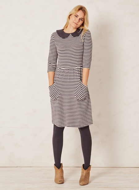 EVE ALLORA STRIPE DRESS | $68