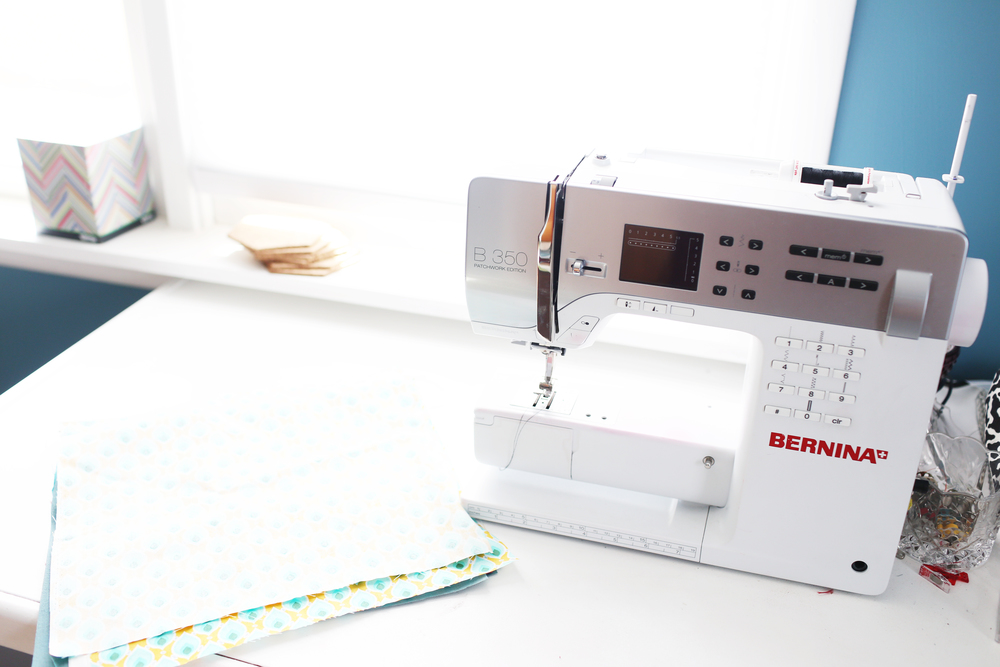We both love our Bernina's! My mom is a Bernina dealer in Virginia :)