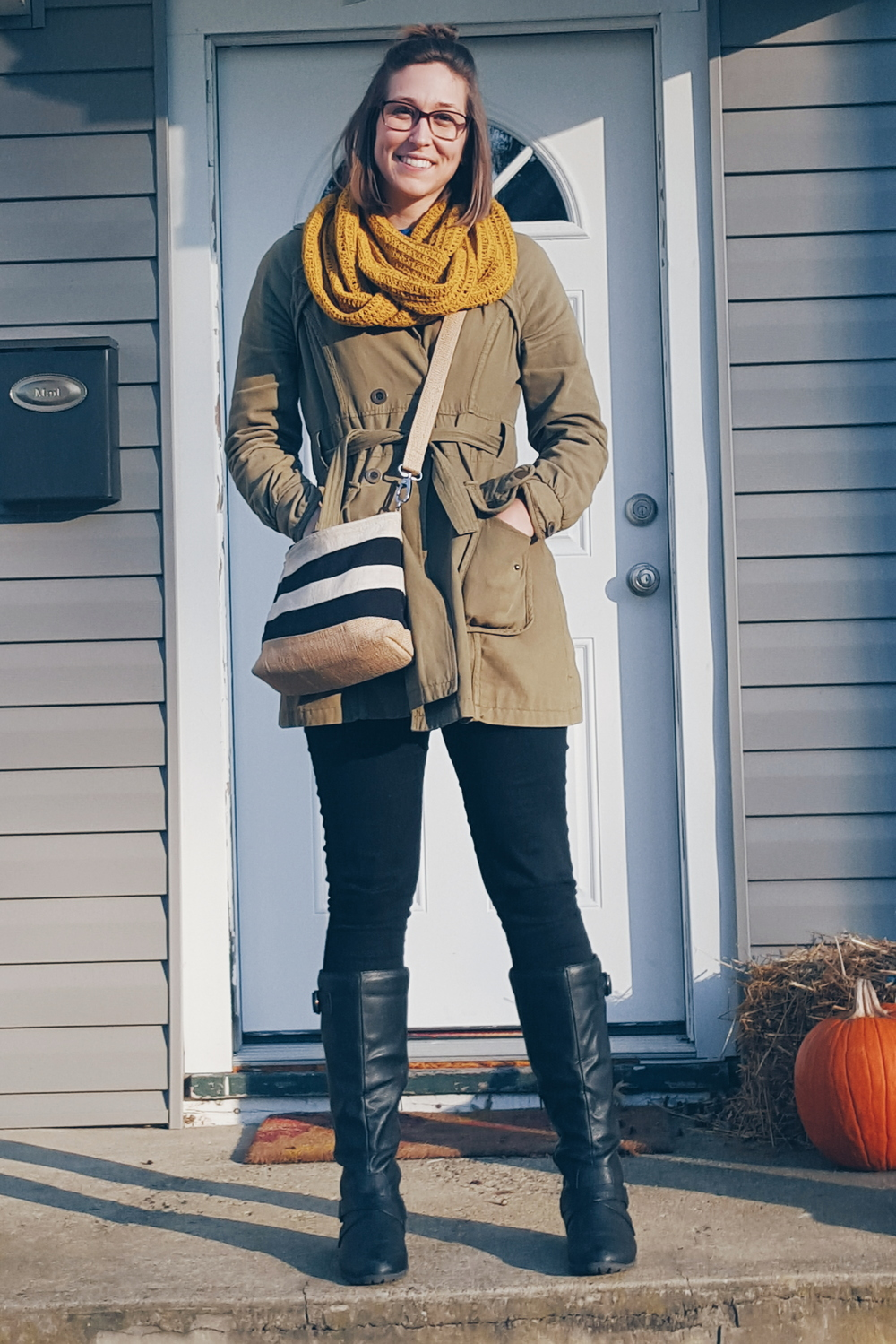 Megan & her Fall Faves!