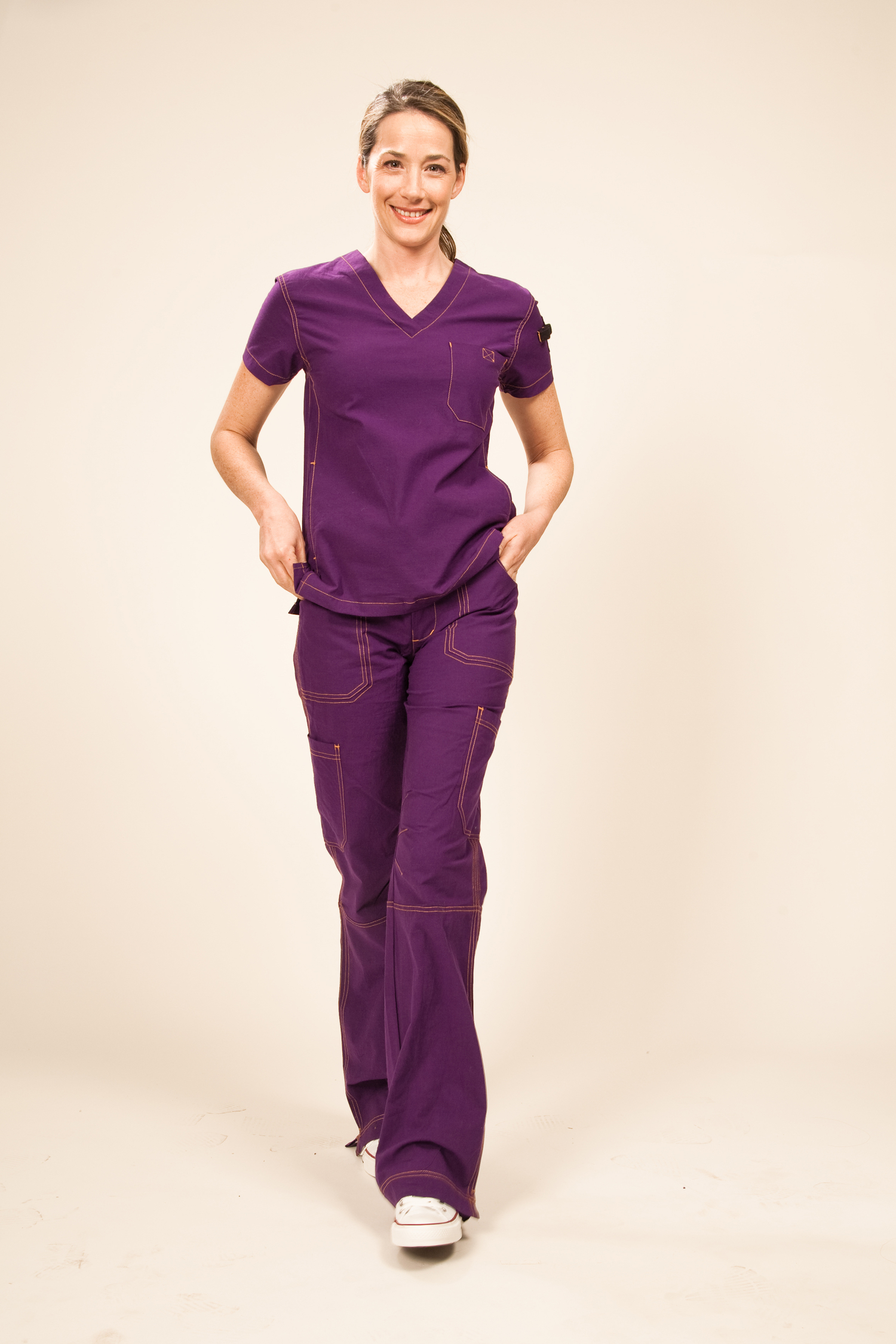 c5c04fd55e6 Created in 2010 by Natalie Schonfeld, Bella Organics Medical started as a  need for better looking medical scrubs. Not only did she want to add more  ...