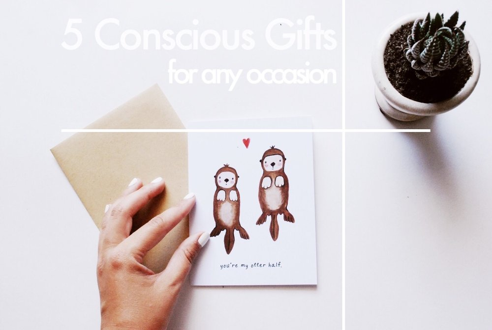 Sea Otter Card by Red + Wolf