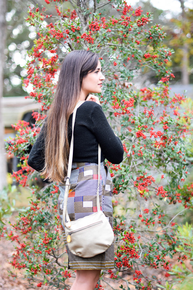 timeless practical vegan handbags for everyday sustainably chic i ve been rocking the cross body this holiday season which you can in several different colors to match your wardrobe mood