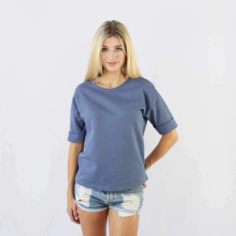 Fulton Top, Kestan $49 {use code CHIC15 for 15% off your entire purchase}