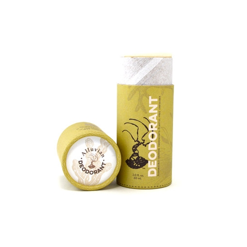 Natural Deodorant, Alluvian $12