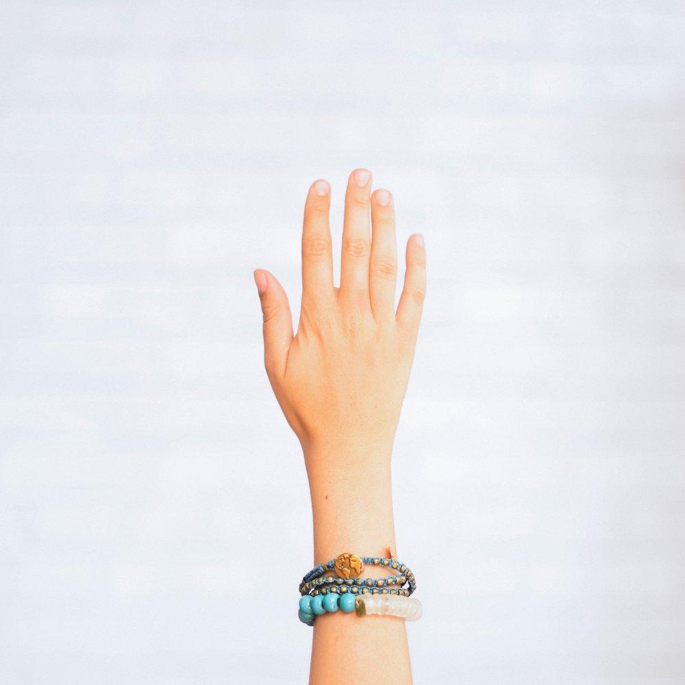 Bracelets, HandUp Global Goods 24+