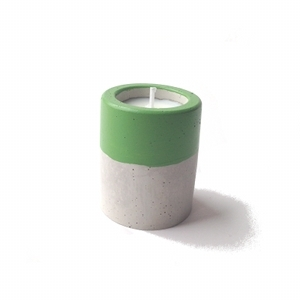 Lemongrass & Sage Candle, True Ethic $12