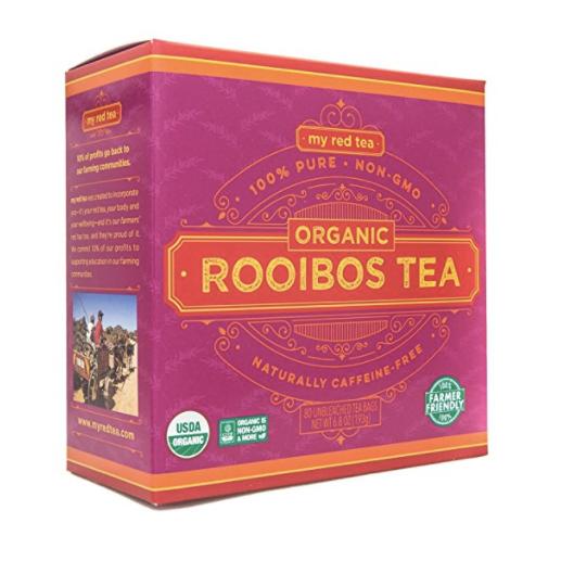Rooibos Tea, My Red Tea $19