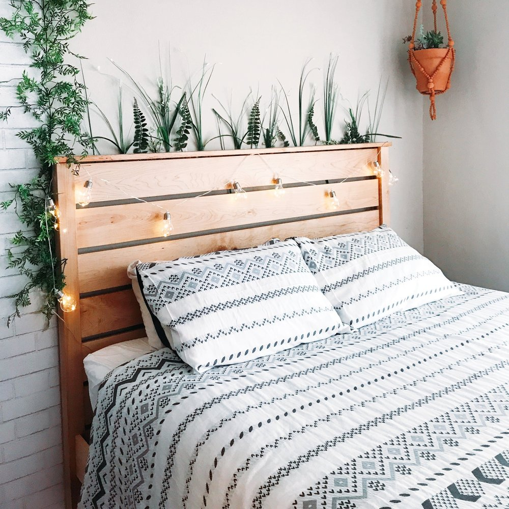 Abstract Aztec Comforter, Under the Canopy $180