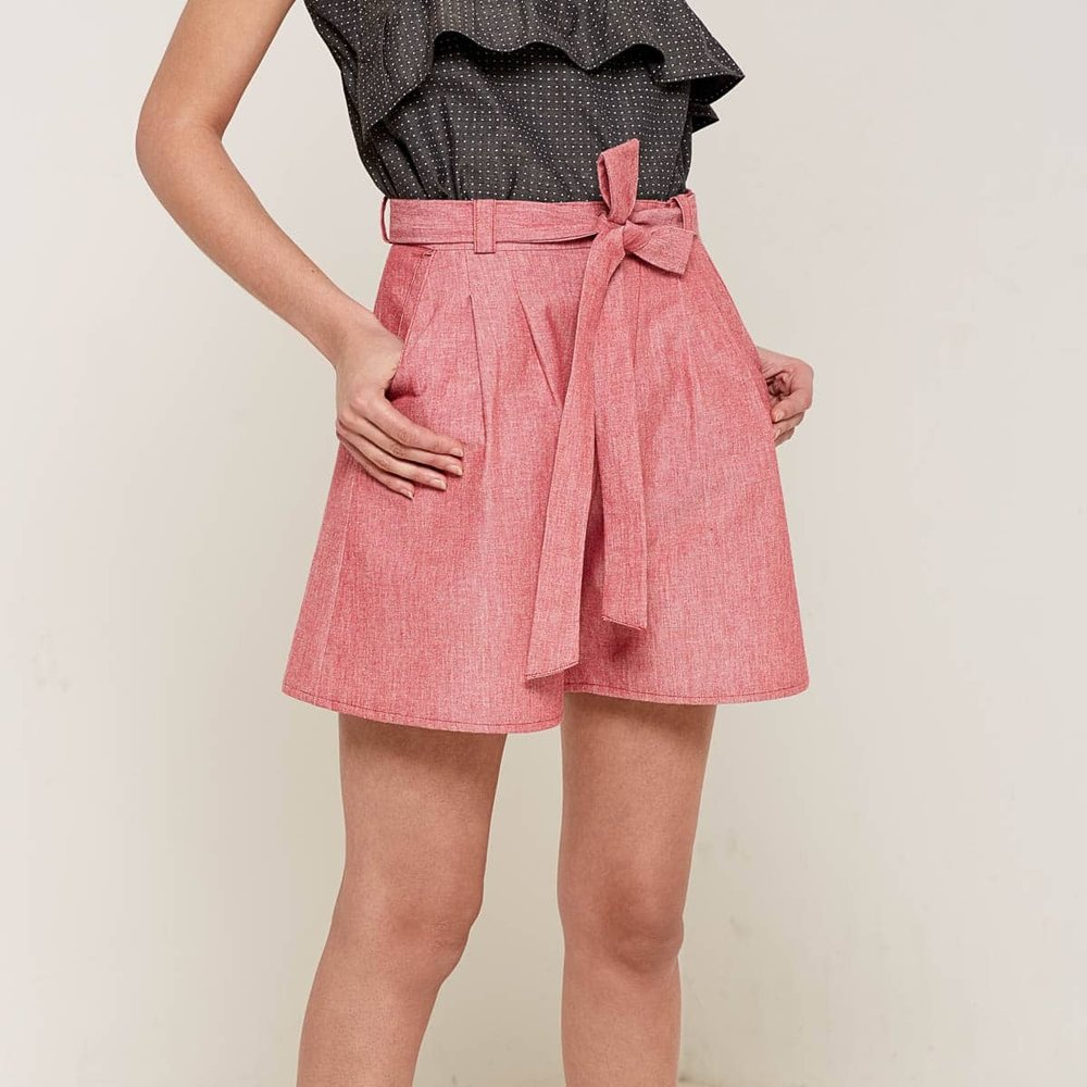 Isadora Shorts, Bo Carter $144 {use code chic20 for 20% off}