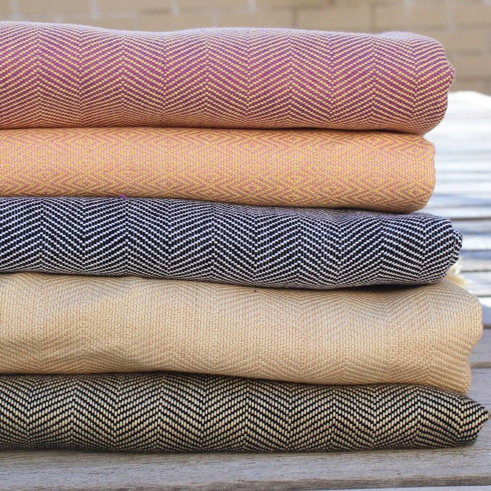 Soft & Neutral Wraps, Mayamam Weavers $44
