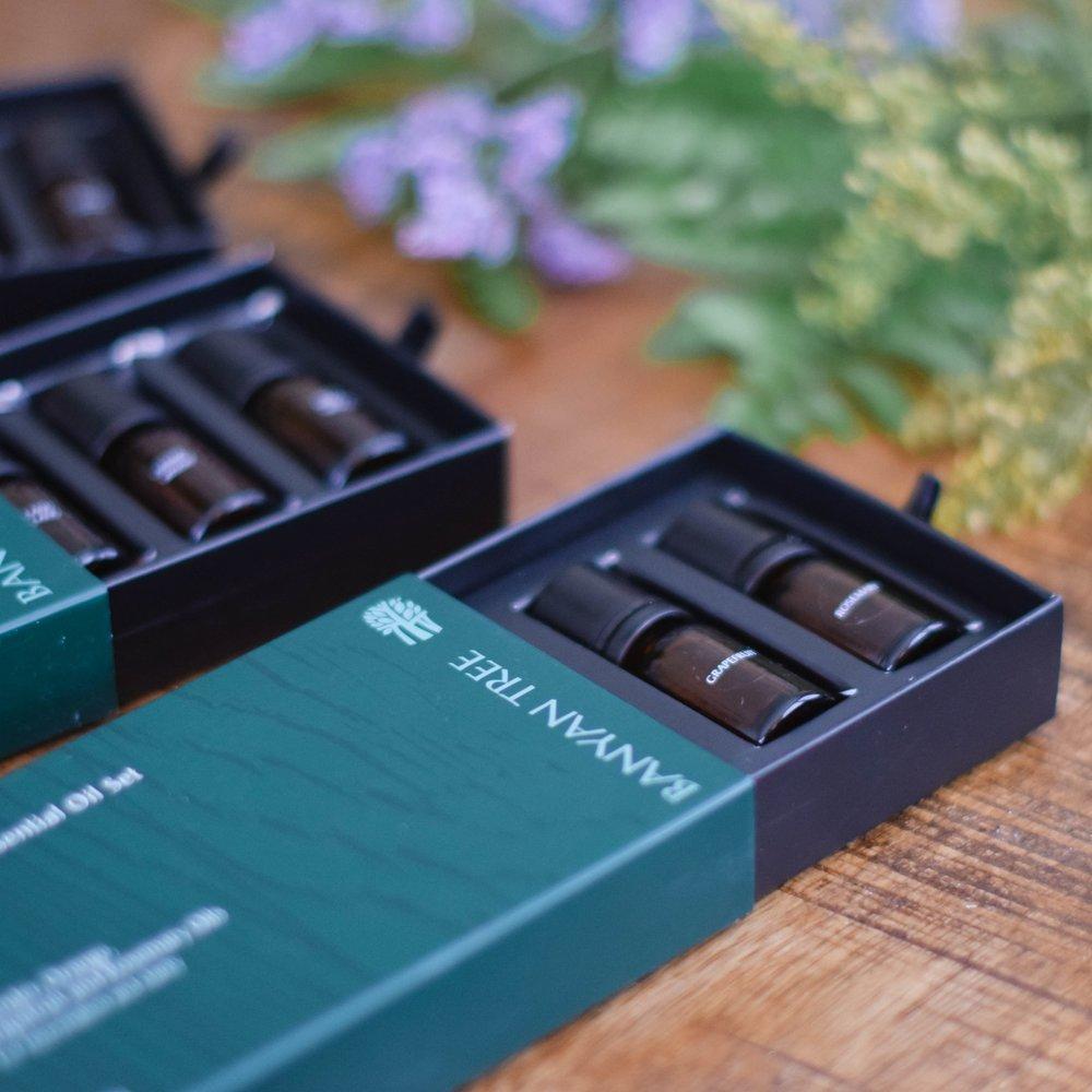 Essential Oil Kits, Banyan Tree $31