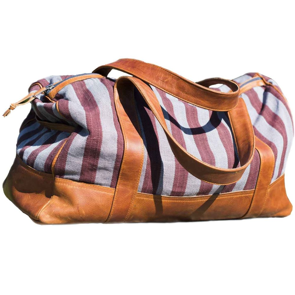 Duffle Bag, Kakaw Design $210 *use code SUSTAINABLYHOLIDAY for 20% off*