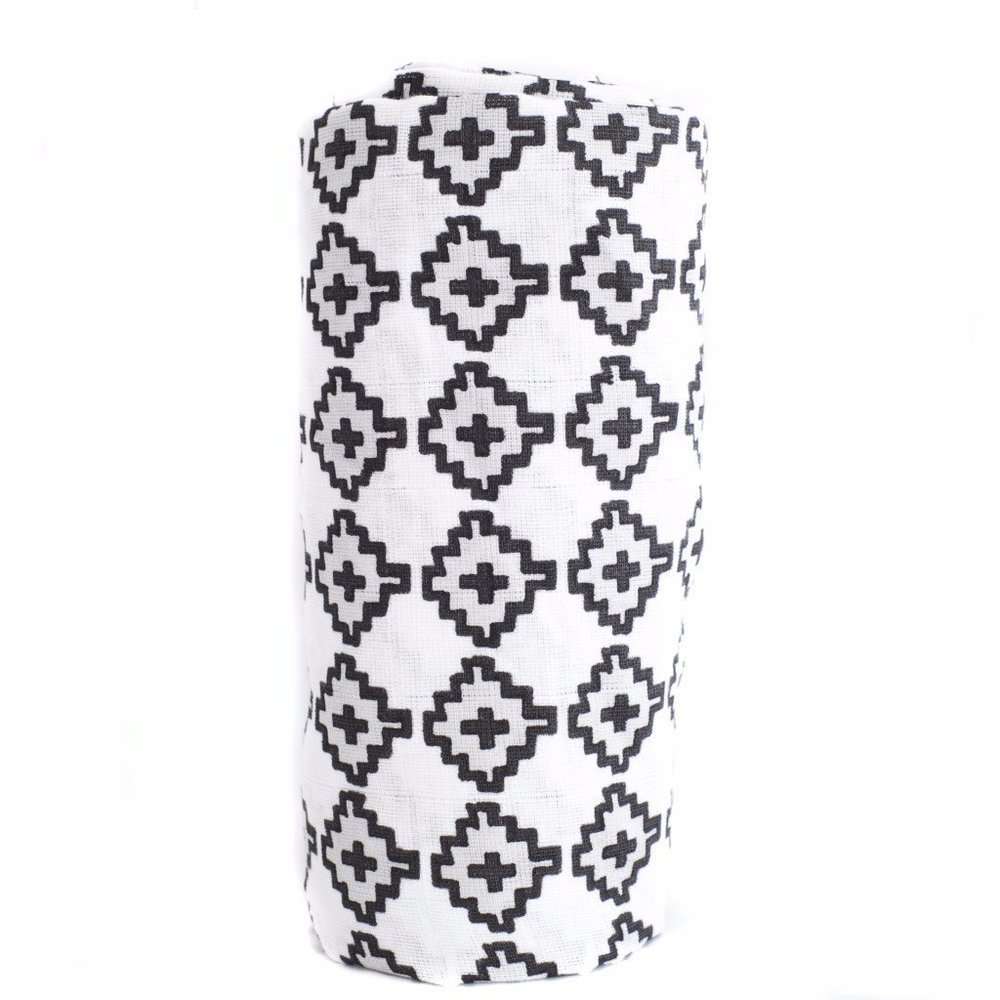Lincoln Swaddle Blanket ,  Under the Canopy  $20