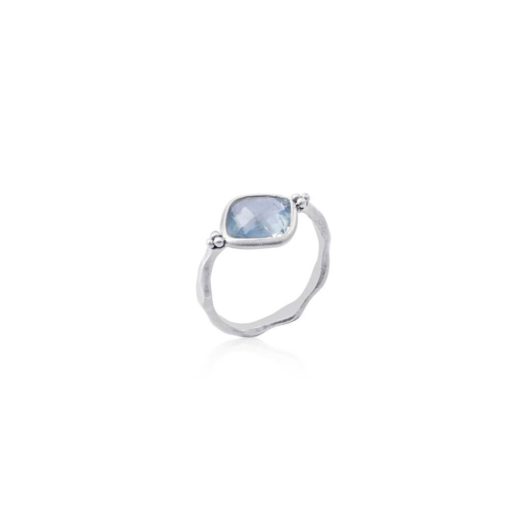 Tear of Joy Ring ,  Ananda Soul  $124  *use code  SUSTAINABLYCHIC15  for 15% off*