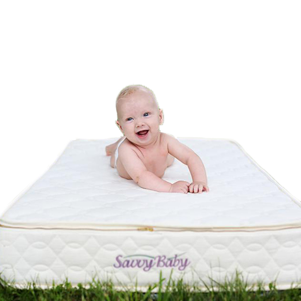 Organic Crib Mattress ,  Savvy Rest  $549