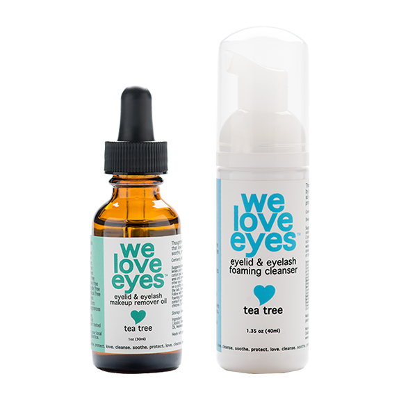 Eye MU Remover ,  We Love Eyes  $38