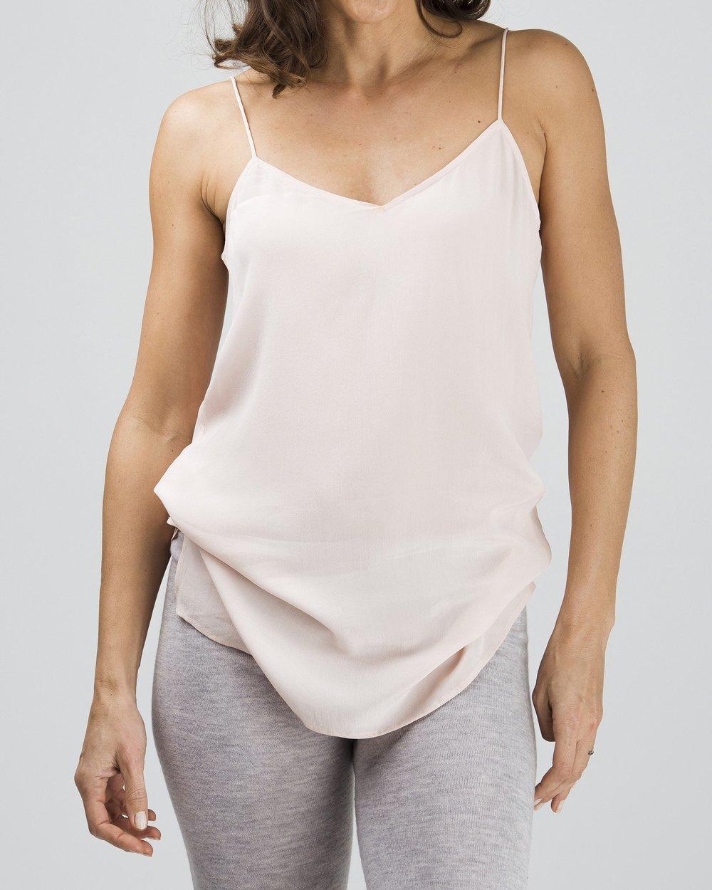 Silk Camisole   {$72}