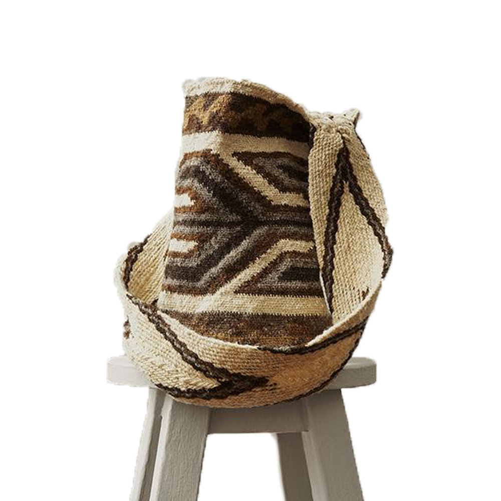 Mochila from Weaving Hope Collection,   Hope Made    $169