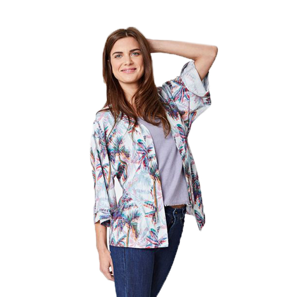 Solar Palms Kimono,   Thought Clothing  $92