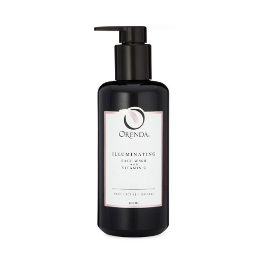 Illuminating Face Wash ,  Orenda  $47  {use code  Sustainably25  for 25% off through 4/28/18}