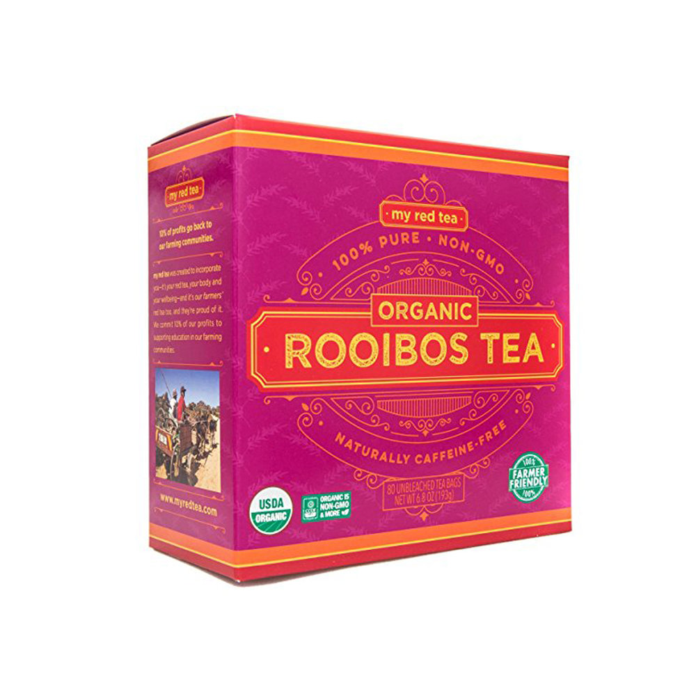 Rooibos Tea,   My Red Tea  $20