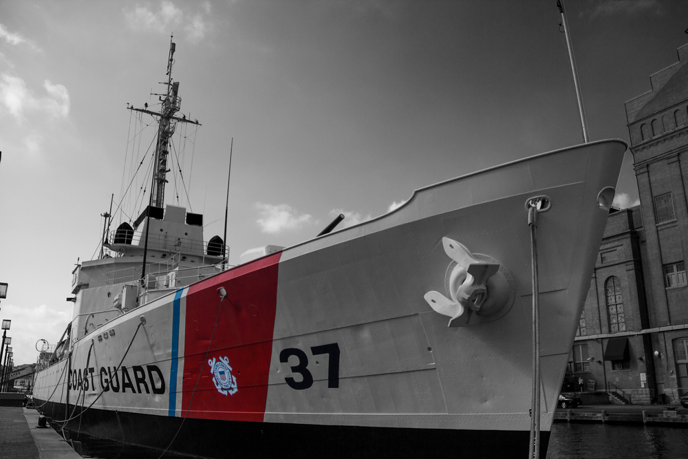 USCGC Taney - Baltimore MD