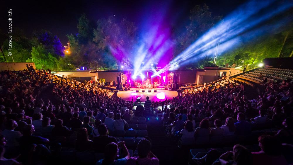 Κηποθέατρο Αλκαζάρ