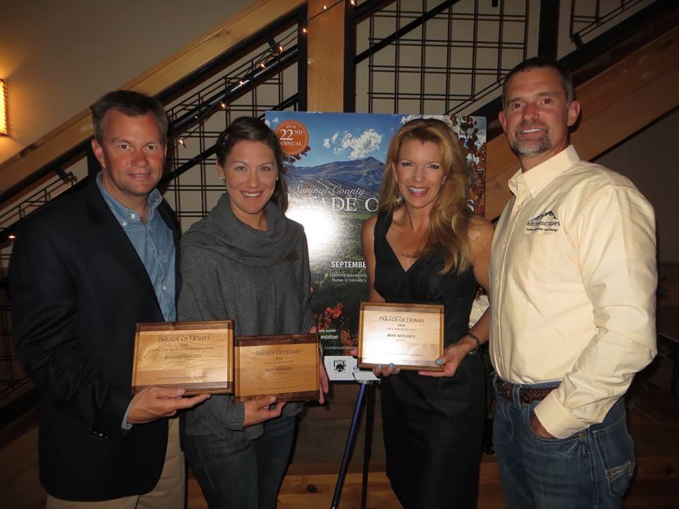 2016 Kitchen Awards Winners