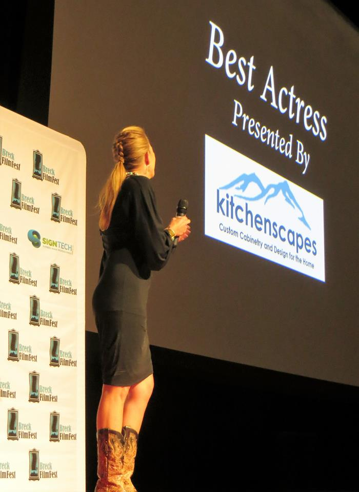 Kitchenscapes Sponsors Breck Film Festival