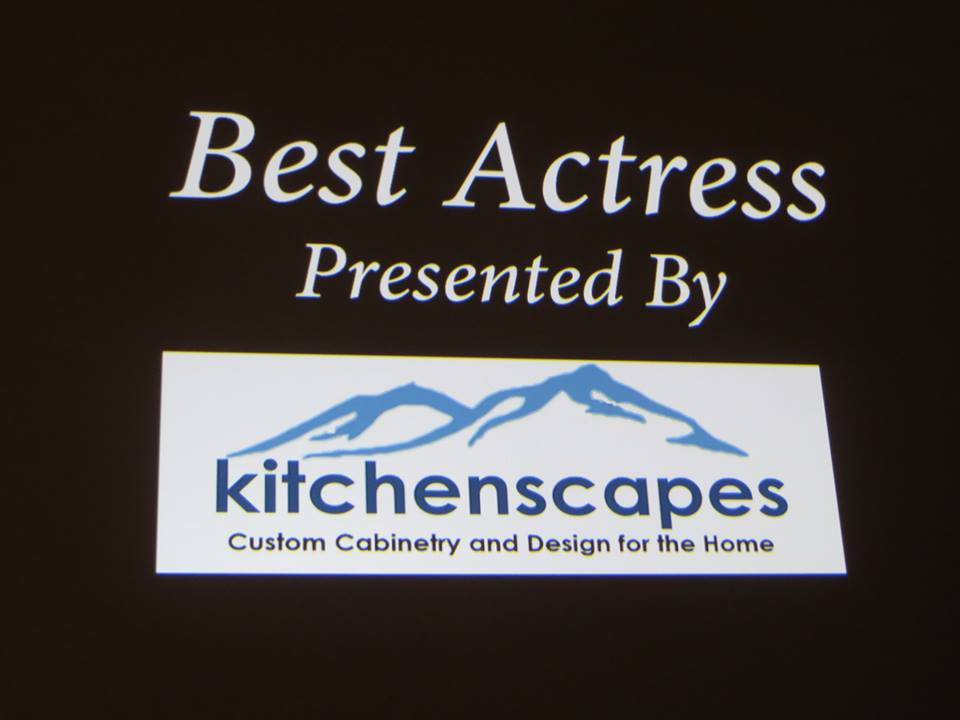 Best Actress Presented by Kitchenscapes