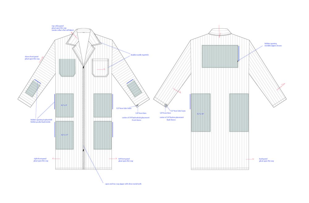 DETAILED TECHNICAL SKETCH