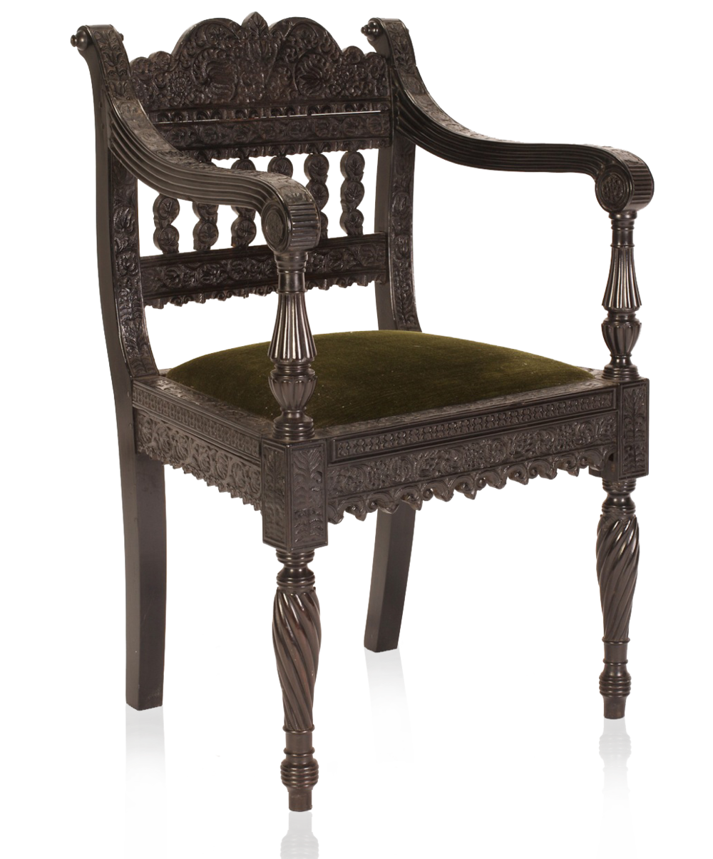 Traditional Indian Furniture: Defining Elements