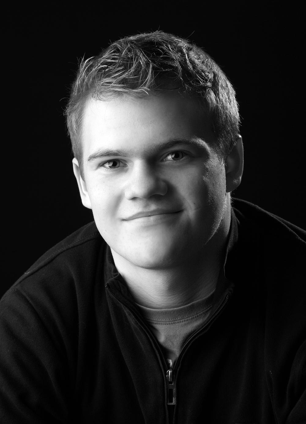 Michael Broghammer, Auszubildender im 3. Lehrjahr