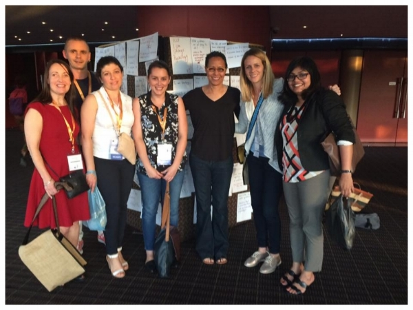 2016 International Conference on Community Psychology, Durban, South Africa