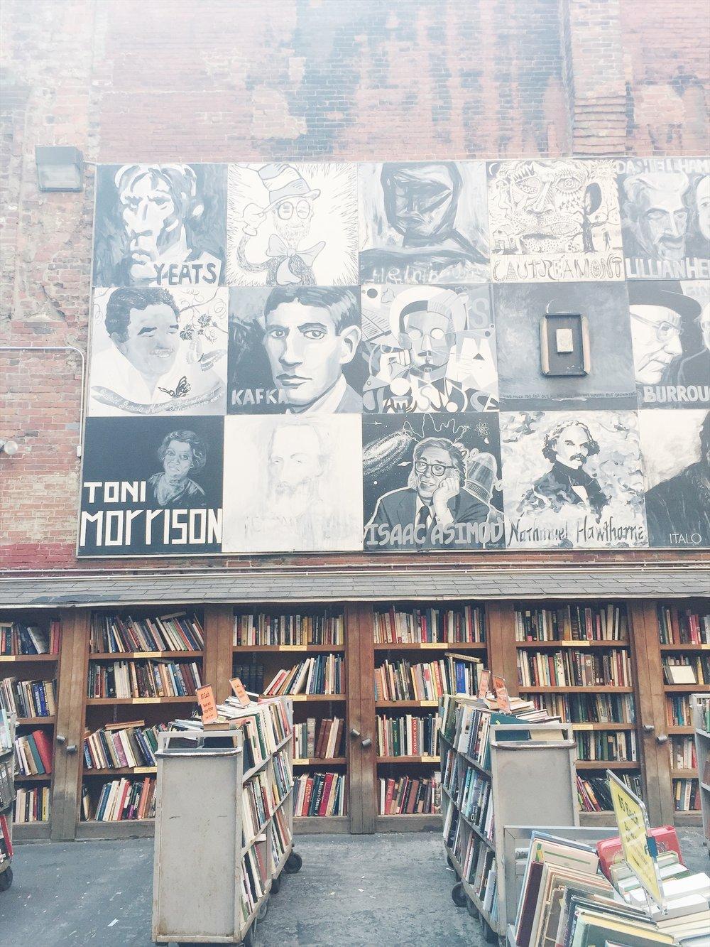 brattle book shop.