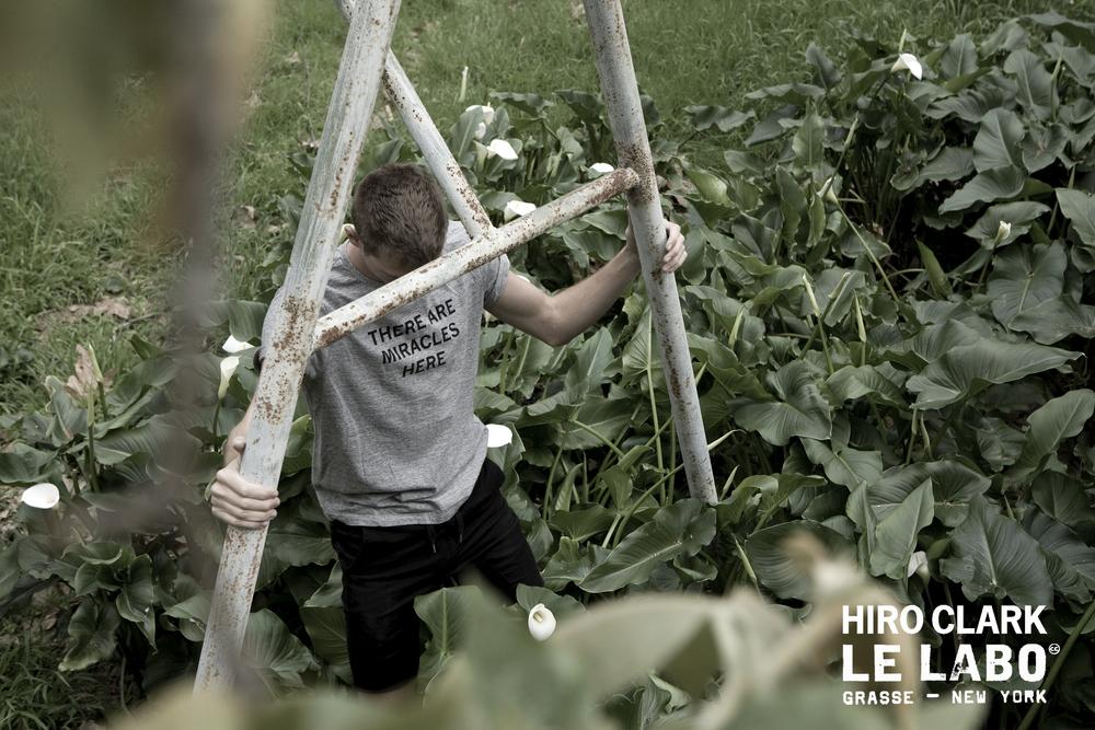 HIRO CLARK X LE LABO
