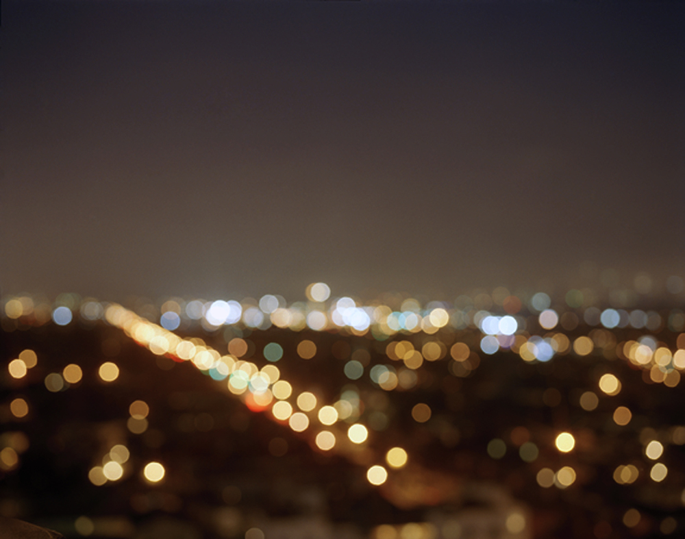 """Bright Lights, Blurry Dreams"", Los Angeles, Ca 2004"