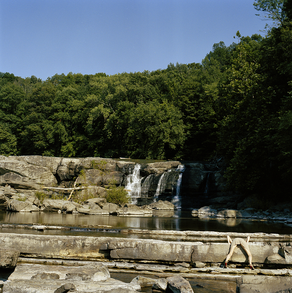 """Grace Bent"" High Falls, New York 2006"