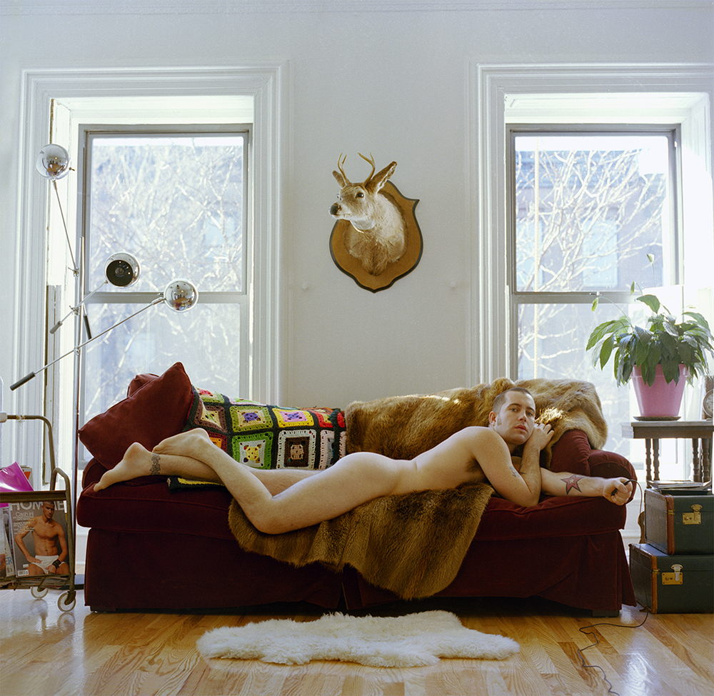 """The Weather Outside is Frightful"", Brooklyn, Ny 2000"